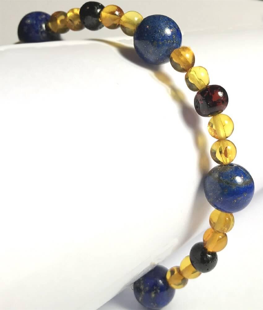 Quelles sont les vertus du collier en ambre pour bébé?